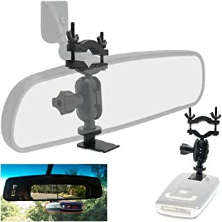 Easy Install Car Rearview Mirror Radar Detector Mount for Escort Max/Max 2 / Max360 from 2015-2019 Radar (This is NOT for ...