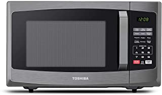 Toshiba 800 w 23 L Microwave Oven with Digital Display, Auto Defrost, One-touch Express Cook with 6 Pre-Programmed Auto Co...