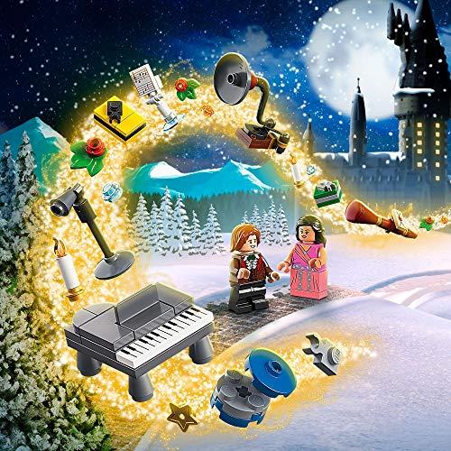 LEGO 75981 Harry Potter Advent Calendar 2020 Christmas Mini Build Set Hogwart's Yule Ball Scene