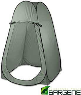 Pop Up Camping Shower Toilet Tent Outdoor Privacy Portable Change Room Shelter Green