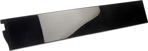 Dorman 926-243 Rear Driver Side Forward Door Molding for Select Cadillac/Chevrolet/GMC Models, Gloss Black