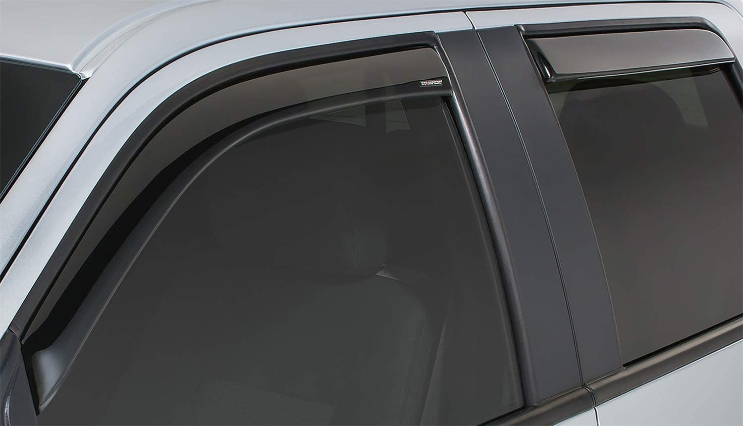 Stampede 41018-2 Limited price Spring new work Sidewinds Snap-Inz 2010-2020 4pc. Deflector for
