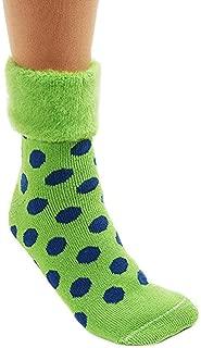 The Original Comfort Bed Socks - Apple Spots