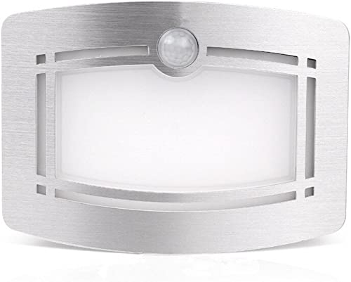 Motion Sensor Closet Light, OxyLED Wall Lights Battery Operated, Luxury Aluminum Stick-on Anywhere Wall Lamp Sconces,...