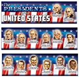 Carson Dellosa Mark Twain Presidents of The United States Bulletin Board Set (410038)
