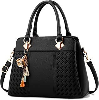 BW Womens Purses and Handbags Ladies Designer Satchel Tote Bag Shoulder Bags