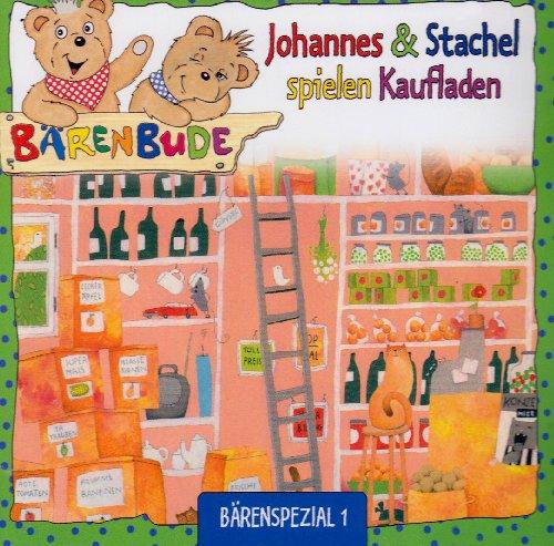 Spielen Kaufladen Bärenspezial