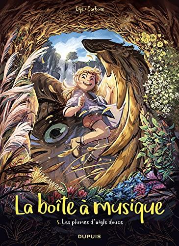 La boîte à musique - Tome 5 - Les plumes d aigle douce