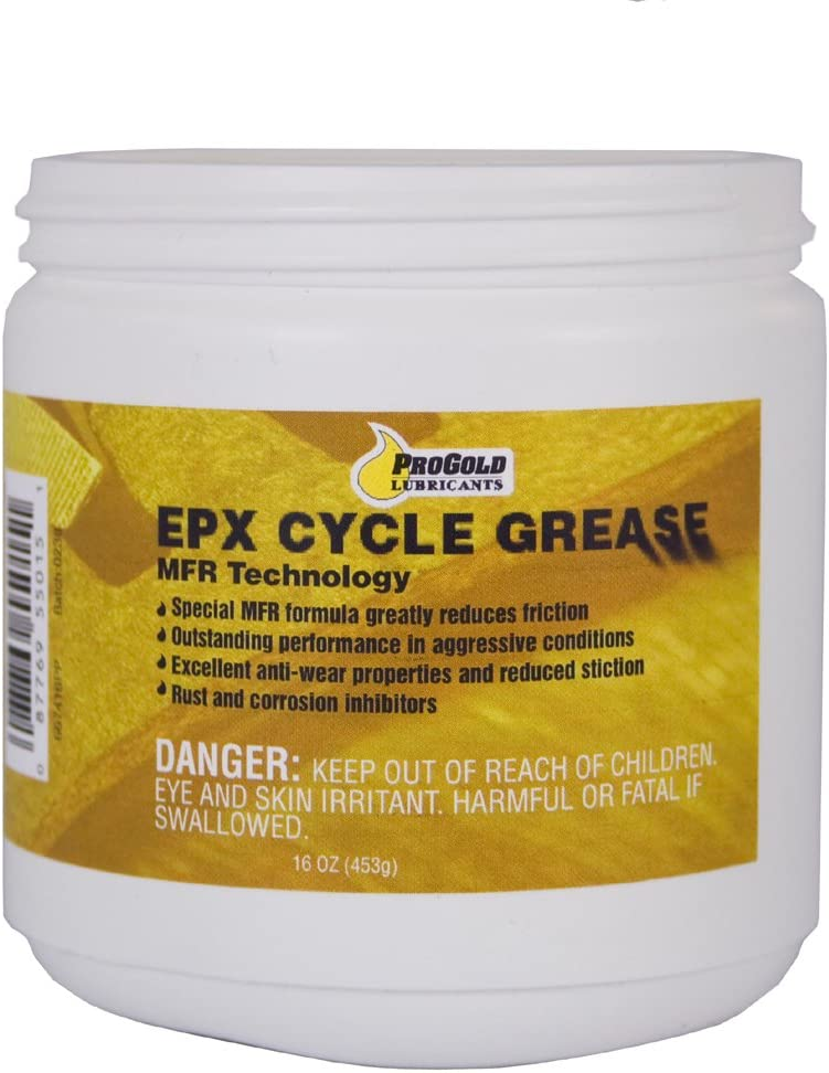 Brand Cheap Sale Venue Ranking TOP6 ProGold 16-Ounce Jar Grease EPX