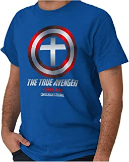 Best jesus and the avengers tee shirt Reviews