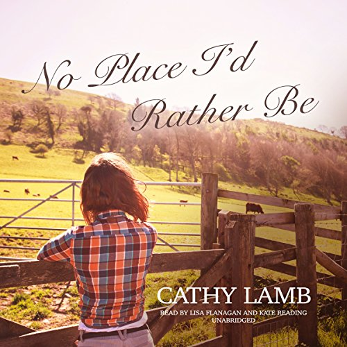 No Place I'd Rather Be audiobook cover art