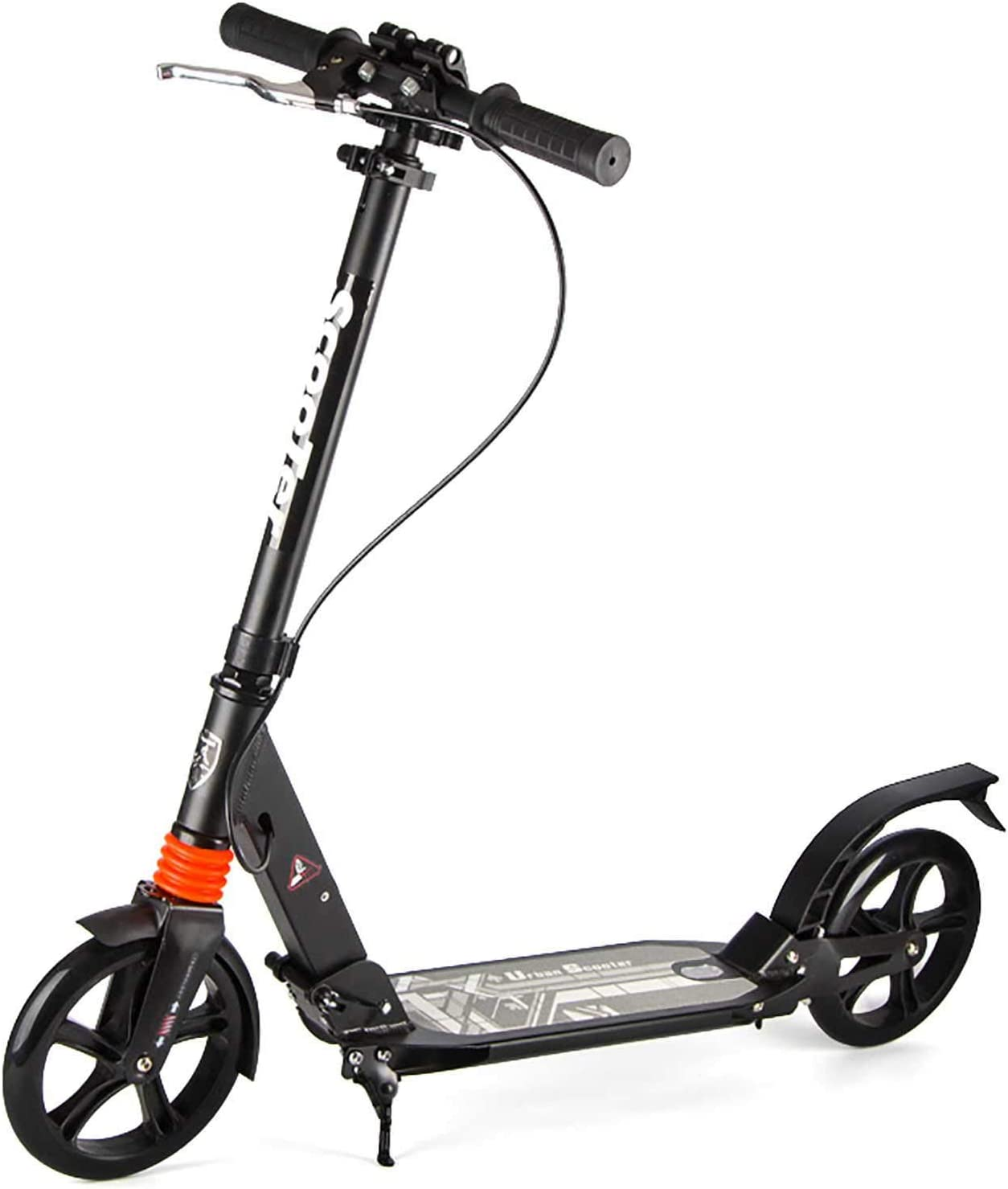 Charlotte Mall GAOPANG Foldable Kick Scooters Shock-Abs Adjustable Dual Height Branded goods