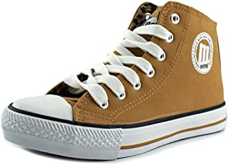Mustang 13992 Fashion Sneakers For Men, Brown, 37 EU