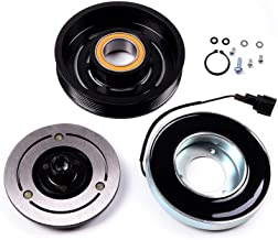 SCITOO Compatible with AC Compressor Clutches Repair Set CO 10874JC Auto Compressor Clutch Assembly Kit for Nissan Maxima Altima 2002 2003 2004 2005 2006 2007