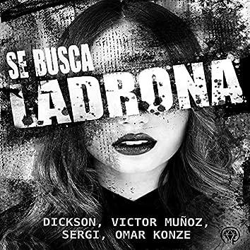 Ladrona (feat. Omar Koonze)