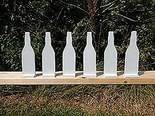 NRA SASS Target - Soda Bottle Set of six - 3/8