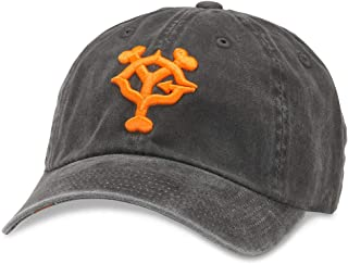 AMERICAN NEEDLE Yomiuri Giants Nippon - Mens New Raglan Snapback Hat