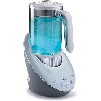 DETOX Jarra de Agua hidrogenada con purificador y generador de ...