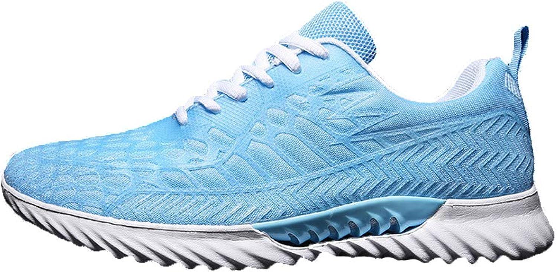 Exclusive shoesbox Women's Slip On Walking shoes Breathe Mesh Fashion Sneakers Air Cushion Wedge Platform Sneakers