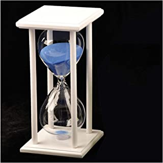 HWZBH Hourglass Jewelry Kitchen Desktop Decoration Time (Color : E)