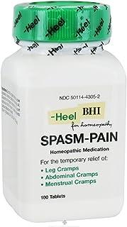 Medinatura Bhi Spasm-Pain, 100 Tablet
