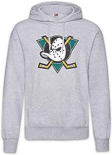 Urban Backwoods Ducks Hockey Hoodie Kapuzenpullover Sweatshirt