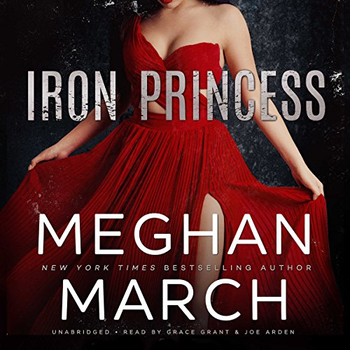 Iron Princess     The Savage Trilogy, Book 2              Auteur(s):                                                                                                                                 Meghan March                               Narrateur(s):                                                                                                                                 Grace Grant,                                                                                        Joe Arden                      Durée: 4 h et 20 min     5 évaluations     Au global 5,0