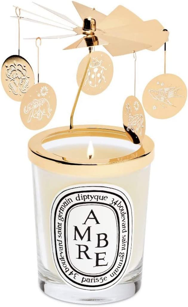 Diptyque carousel for Jacksonville Mall 190g CARROUSEL ONLY Time sale candle-