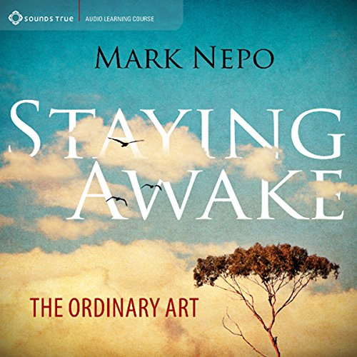 Staying Awake audiobook cover art