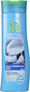 Herbal Essences Hello Hydration 2-in-1 Moisturizing Hair Shampoo & Conditioner, 10.1 Fl Oz - Pack of 2
