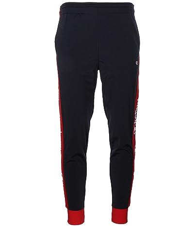 Champion Track Pants (Navy/Scarlet) Men