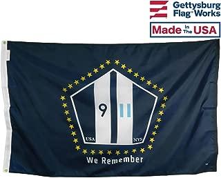 Gettysburg Flag Works 3x5' September 11