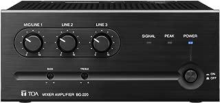 toa mixer amplifier
