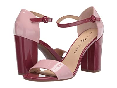 Katy Perry The Liz (Rose/Mulberry Smooth Patent) Women