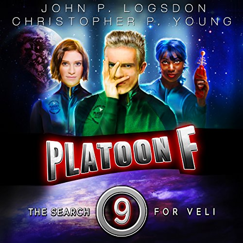 The Search for Veli audiobook cover art