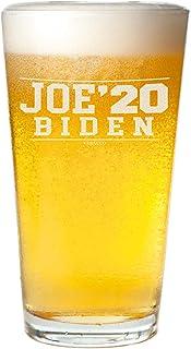 Veracco Joe Biden Beer Glass Pint J Biden '20