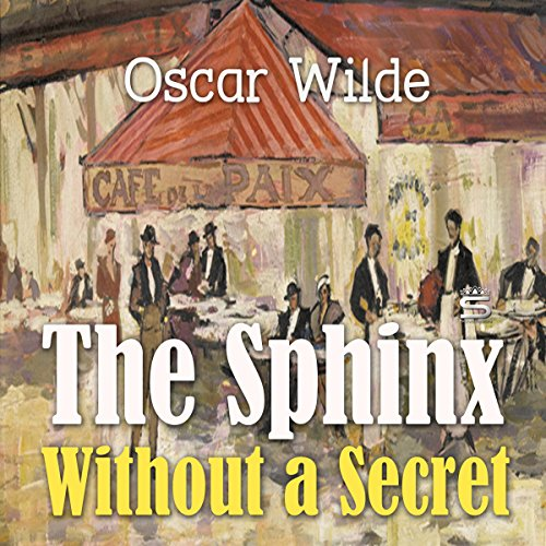 The Sphinx Without a Secret audiobook cover art
