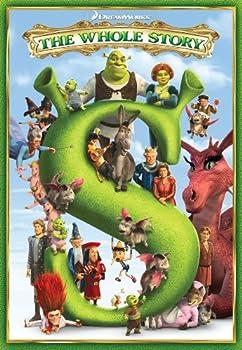 Shrek  The Whole Story Boxed Set  Shrek / Shrek 2 / Shrek the Third / Shrek Forever After