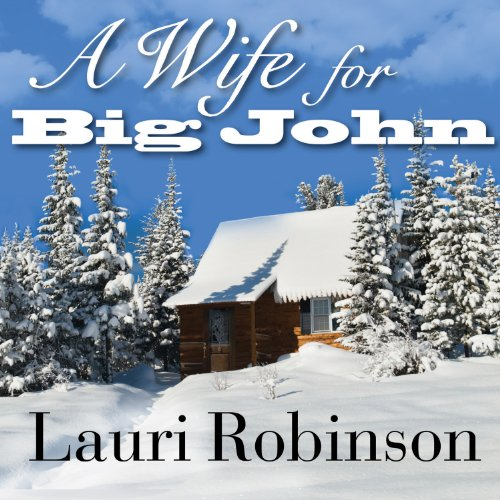 A Wife for Big John audiobook cover art