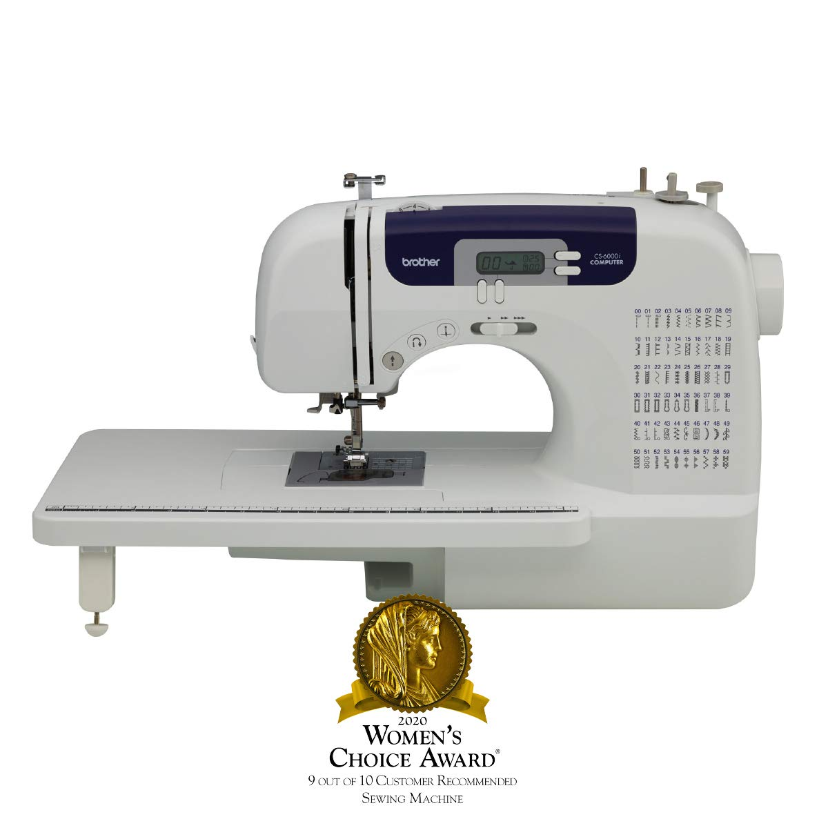 Brother Quilting Stitches Auto Size Buttonholes