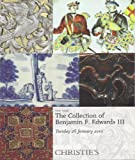 The Collection of Benjamin F. Edwards III: Silver, Furniture, Delft, Brass, Chinese Export and Carpets, Tuesday 26 January 2010