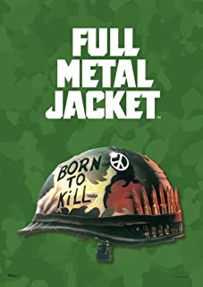 MightyPrint Full Metal Jacket - Born to Kill Wall Art