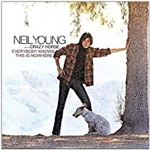 Everybody Knows This Is Nowhere by Young, Neil (1990) Audio CD