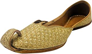 Stop n Style Punjabi Jutti for Womens Pakistani Shoes Indian Ethnic Shoes