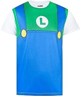 Luigi Costume Mens T-Shirt