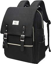Unisex College Bag Fits up to 15.6'' Laptop Casual Rucksack Waterproof School..