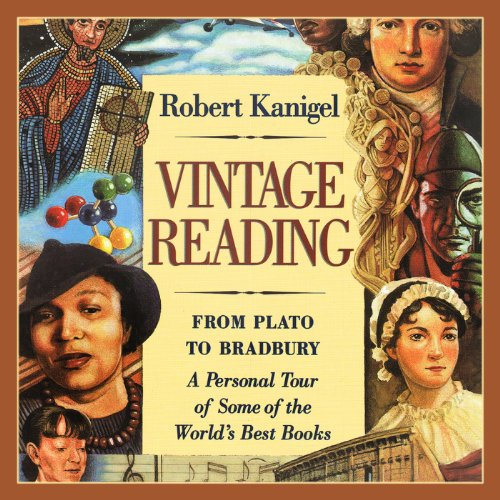 Vintage Reading: From Plato to Bradbury audiobook cover art
