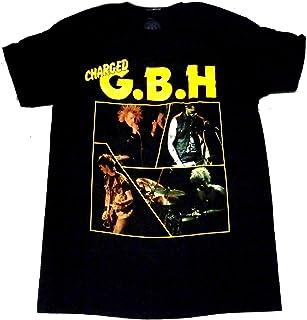 【G.B.H】ジービーエイチ オフィシャルバンドTシャツ#003