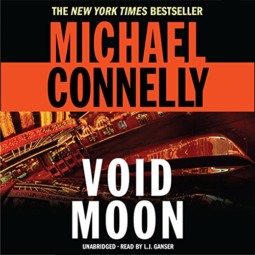 Void Moon audiobook cover art