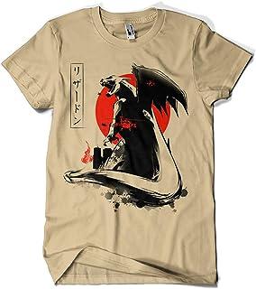 Camisetas La Colmena 2496-Charizard Kaiju (DDjvigo)
